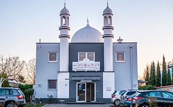 Moscheen In Nürnberg