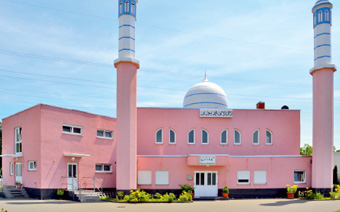 Darmstadt - Ahmadiyya Muslim Jamaat Deutschland