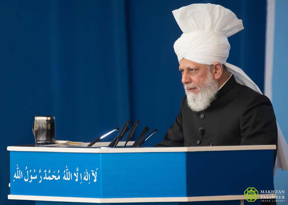 Oberhaupt Islam