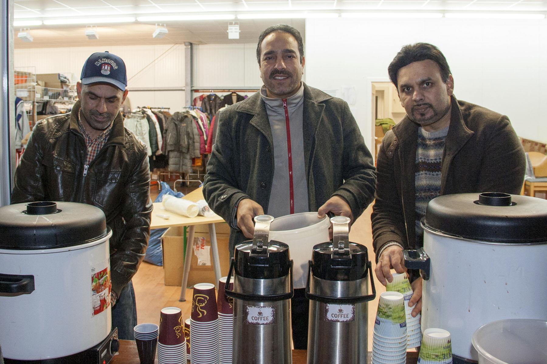 Flüchtlingshilfe Hamburg