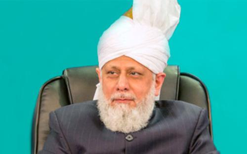 Der Kalif Aba In Deutschland Eine Herzensgeschichte Ahmadiyya
