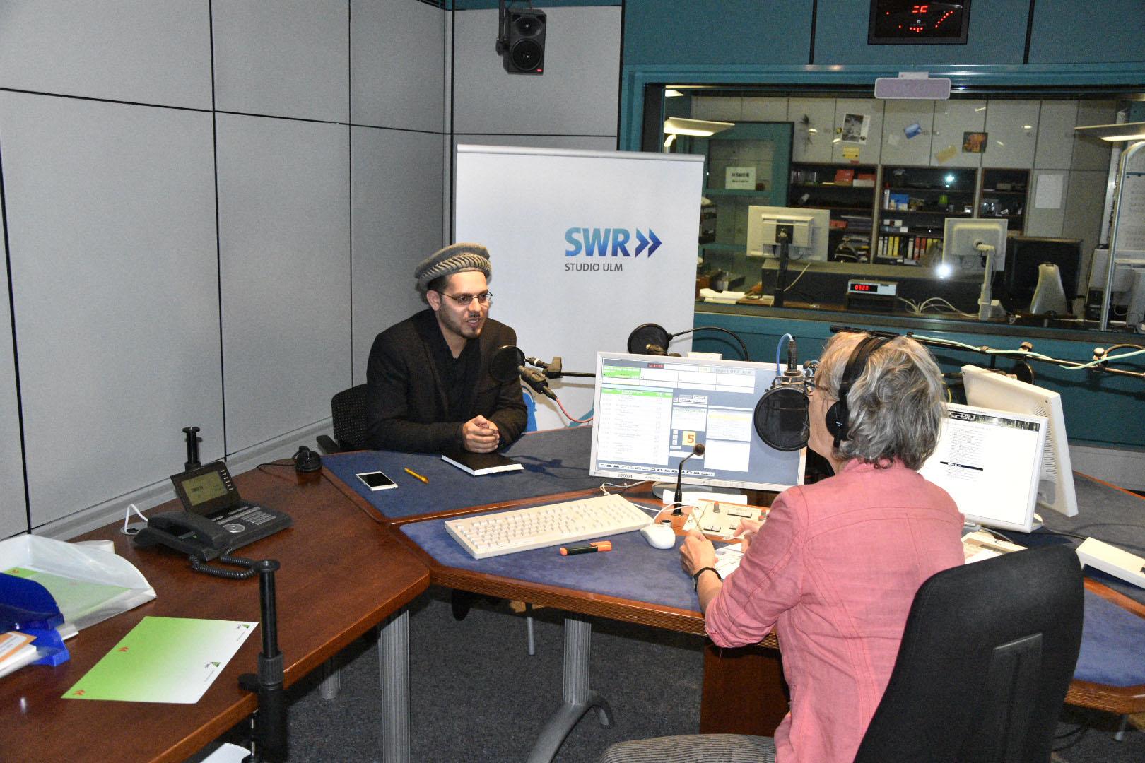 Swr Interview